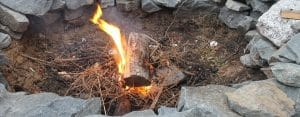 9 Tips On How to Make a Campfire Burn All Night